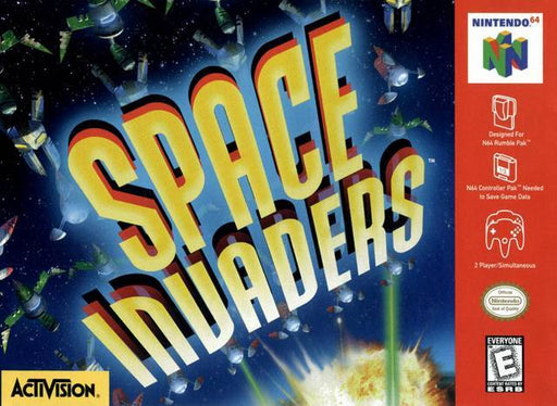 Space Invaders - Nintendo 64