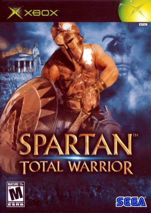 Spartan Total Warrior - Xbox