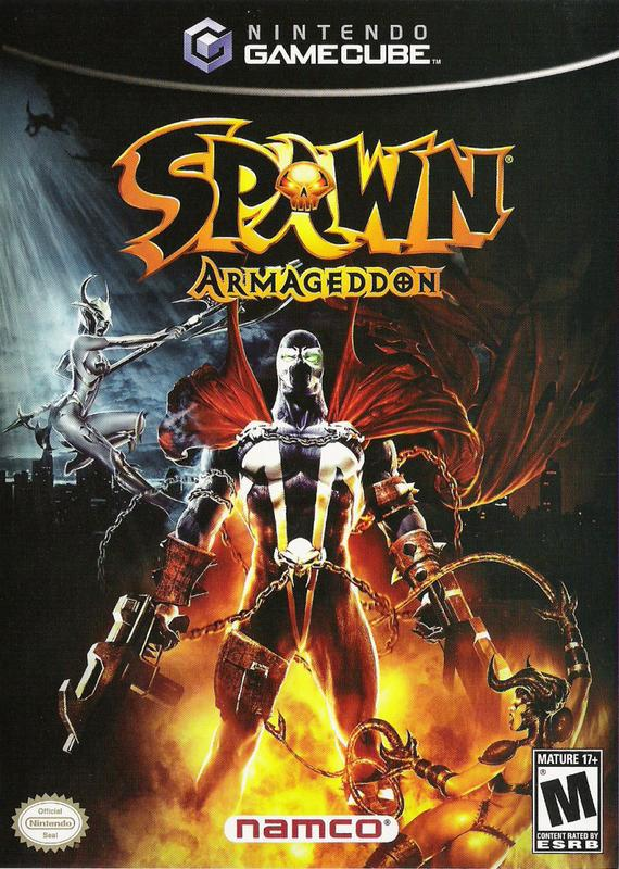 Spawn Armageddon - Gamecube