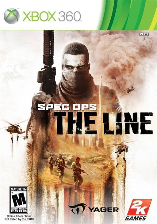 Spec Ops The Line - Xbox 360