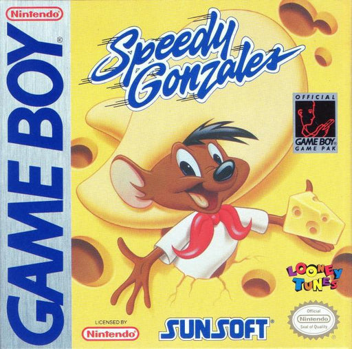 Speedy Gonzales - Game Boy