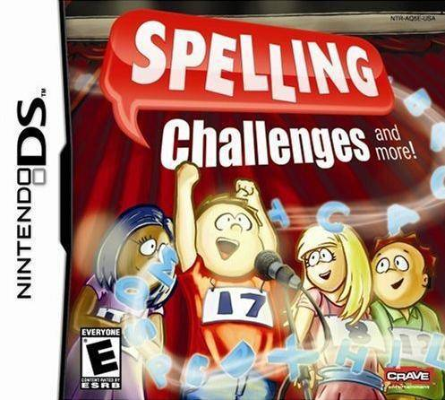 Spelling Challenges and More! - Nintendo DS
