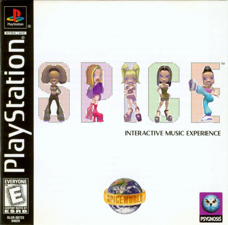 Spice World - PlayStation 1
