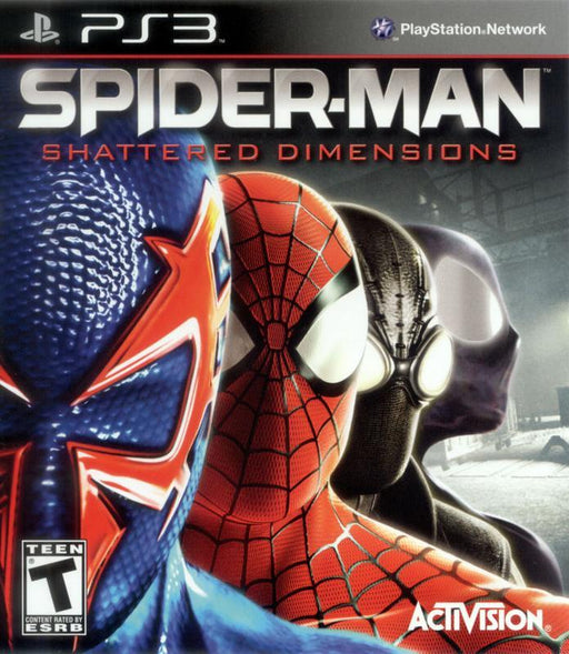 Spider-Man Shattered Dimensions - PlayStation 3