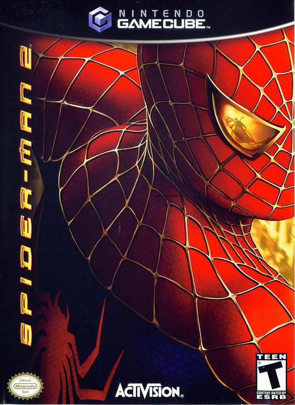 Spider-Man 2 - Gamecube