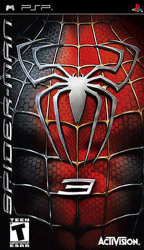 Spider-Man 3 - PlayStation Portable