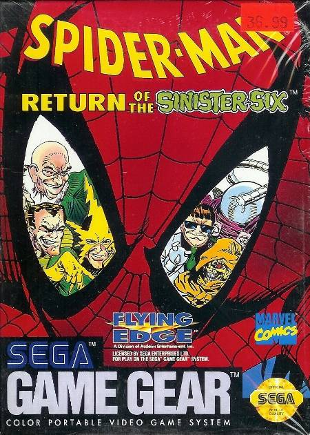 Spider-Man Return of the Sinister Six