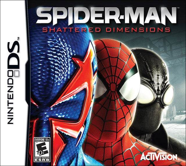 Spider-Man Shattered Dimensions - Nintendo DS