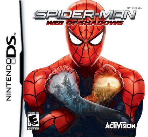 Spider-Man Web of Shadows - Nintendo DS