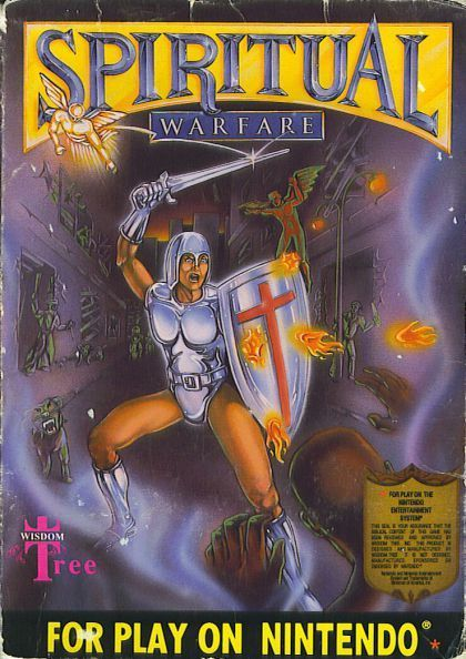 Spiritual Warfare - Nintendo Entertainment System