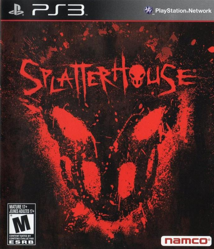 Splatterhouse - PlayStation 3