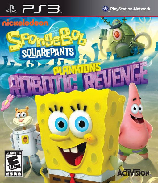 SpongeBob SquarePants Planktons Robotic Revenge - PlayStation 3
