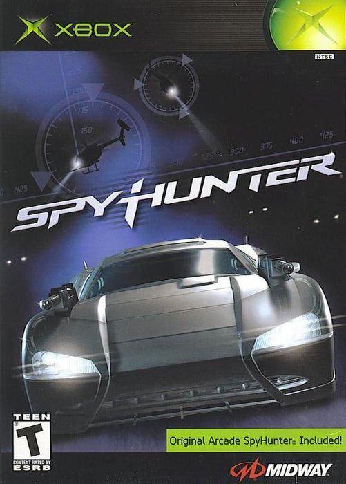 Spy Hunter - Xbox