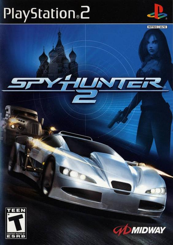Spy Hunter 2 - PlayStation 2