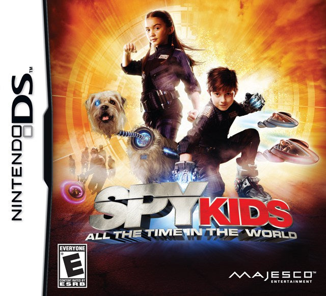Spy Kids All the Time in the World - Nintendo DS