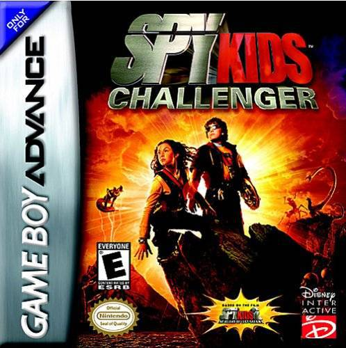 Spy Kids Challenger - Game Boy Advance