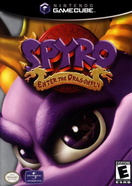 Spyro Enter the Dragonfly - Gamecube