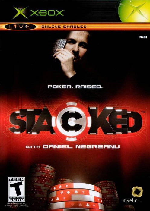 Stacked with Daniel Negreanu - Xbox