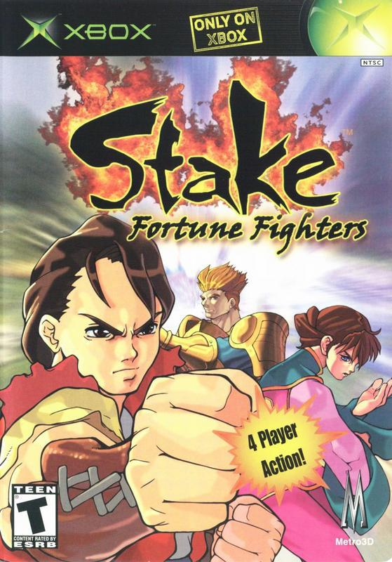 Stake Fortune Fighters - Xbox