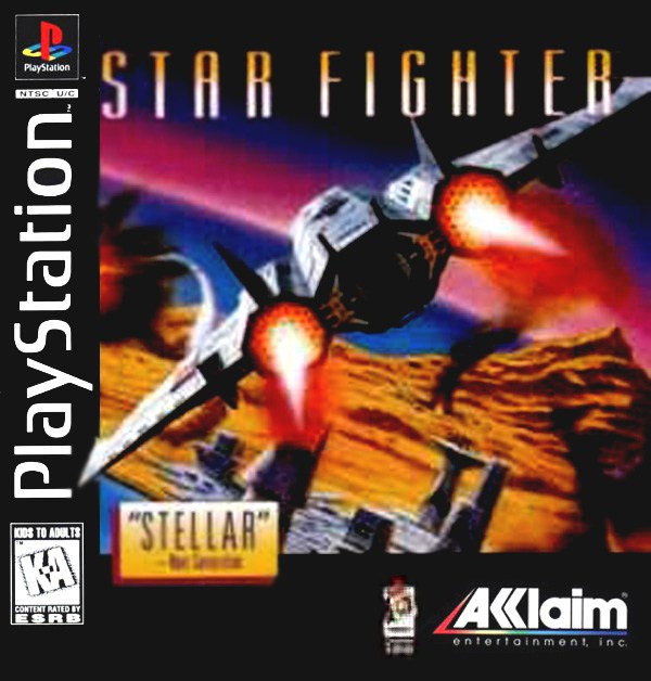 Star Fighter - PlayStation 1