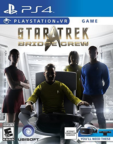 Star Trek Bridge Crew - PlayStation 4