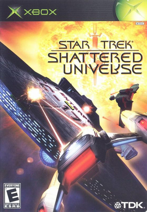 Star Trek Shattered Universe - Xbox