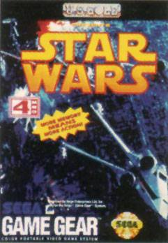 Star Wars - Sega Game Gear