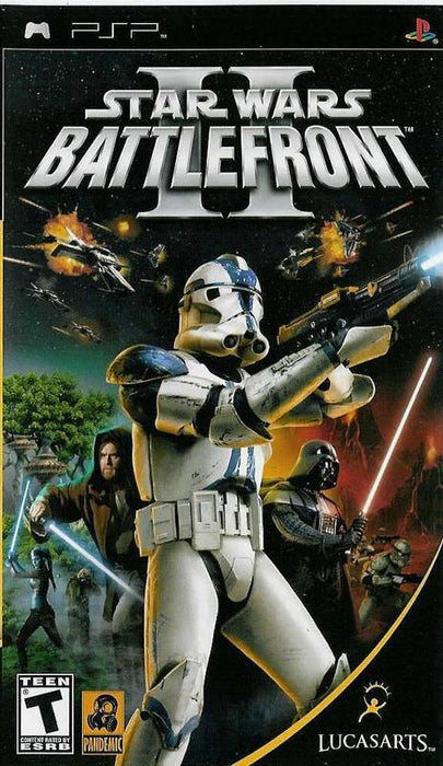 Star Wars Battlefront II - PlayStation Portable