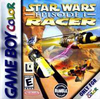 Star Wars Episode I Racer - Game Boy Color