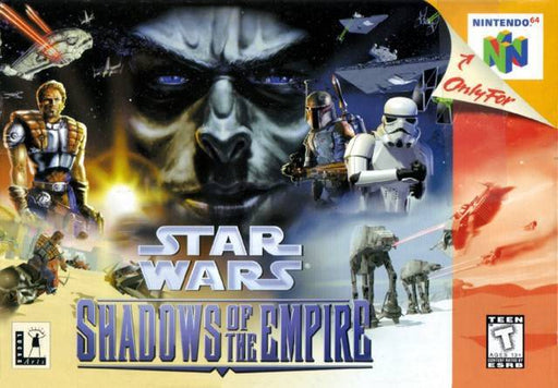 Star Wars Shadows of the Empire - Nintendo 64