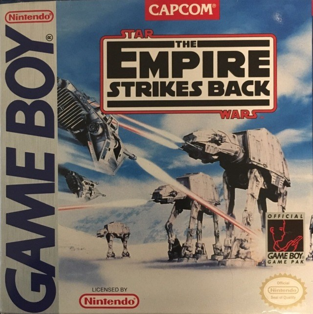 Star Wars The Empire Strikes Back - Game Boy