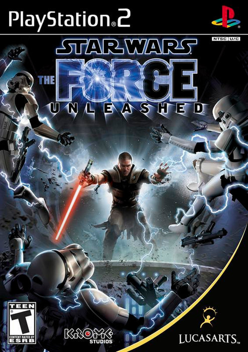 Star Wars The Force Unleashed - PlayStation 2