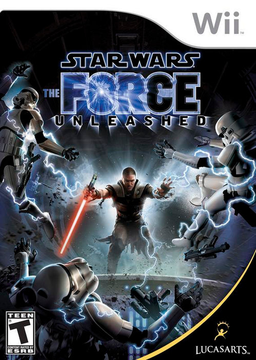 Star Wars The Force Unleashed - Wii