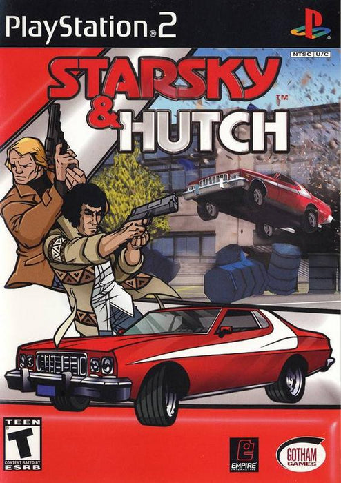 Starsky & Hutch - PlayStation 2