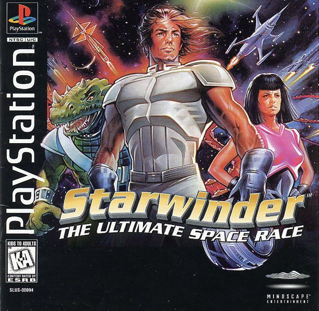 Starwinder - PlayStation 1