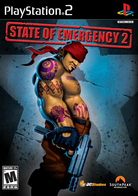 State of Emergency 2 - PlayStation 2