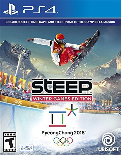 Steep Winter Games Edition - PlayStation 4