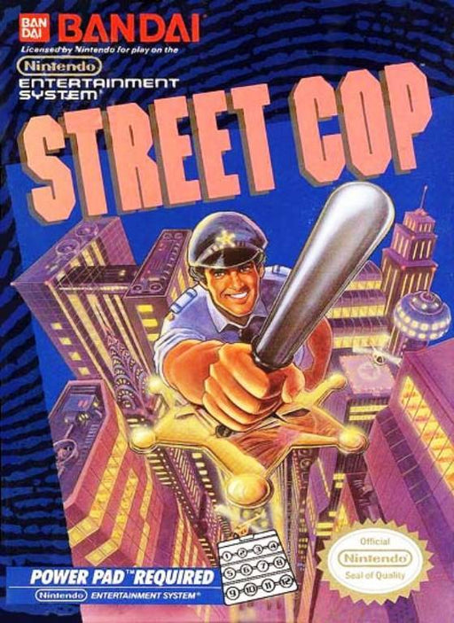 Street Cop - Nintendo Entertainment System