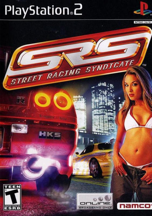Street Racing Syndicate - PlayStation 2