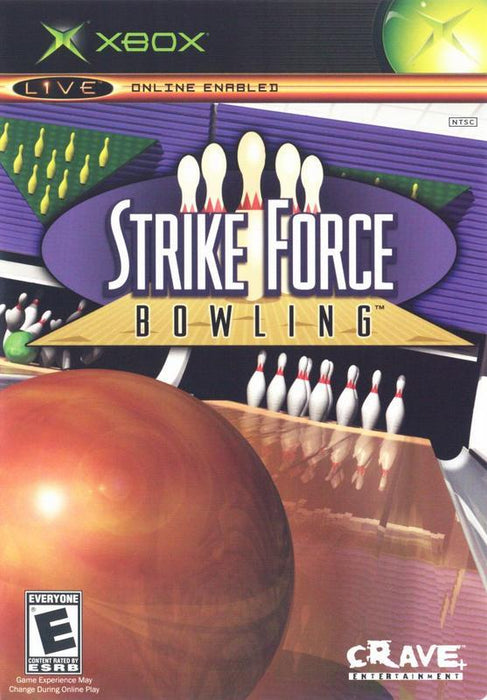 Strike Force Bowling - Xbox