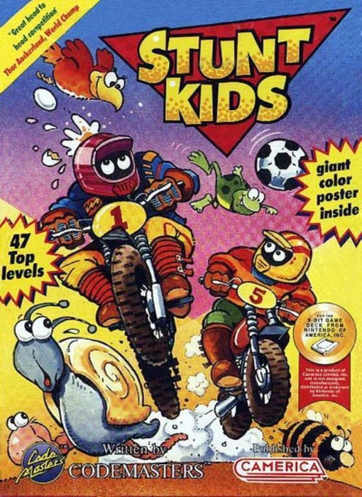 Stunt Kids - Nintendo Entertainment System