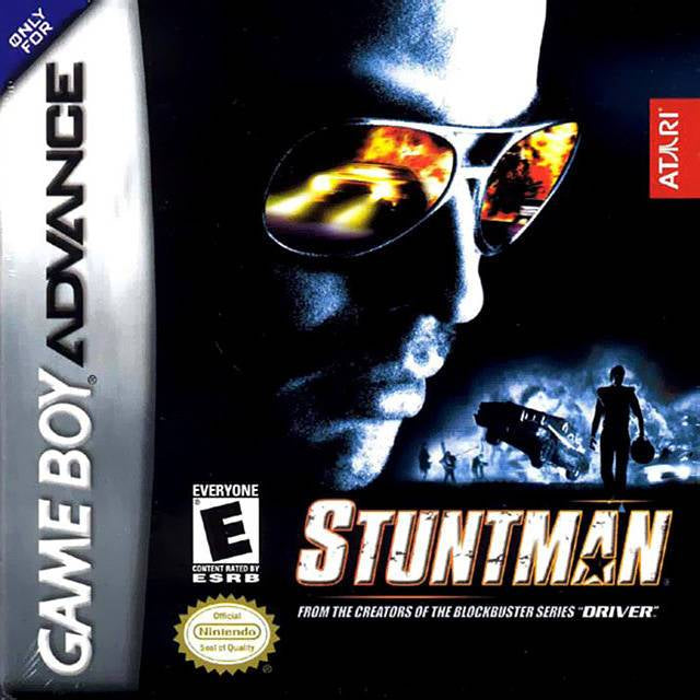 Stuntman - Game Boy Advance