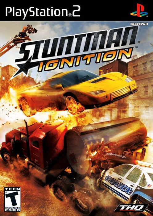 Stuntman Ignition - PlayStation 2