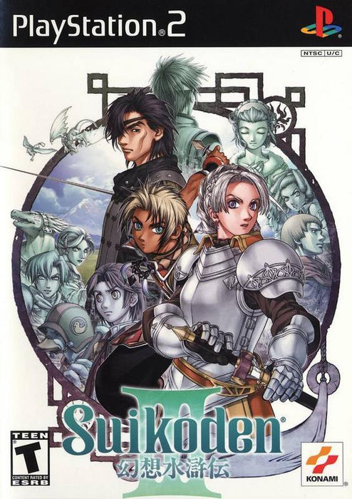 Suikoden III - PlayStation 2