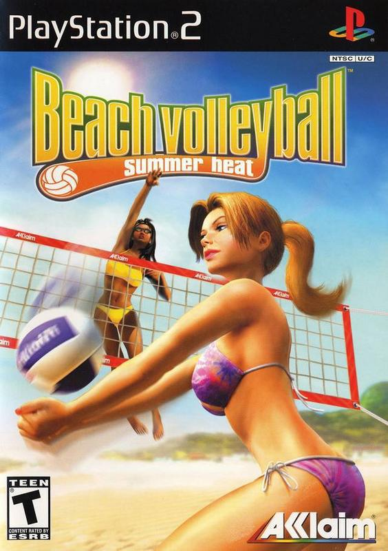 Summer Heat Beach Volleyball - PlayStation 2