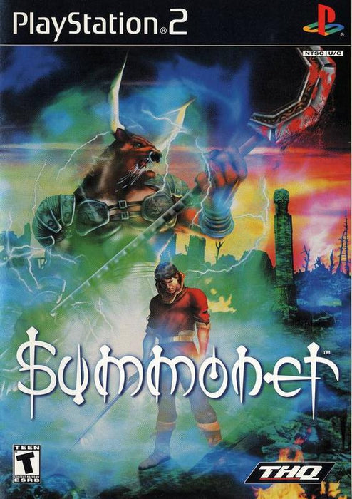 Summoner - PlayStation 2