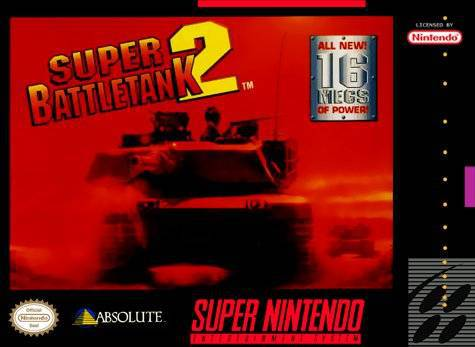 Super Battletank 2 - Super Nintendo Entertainment System