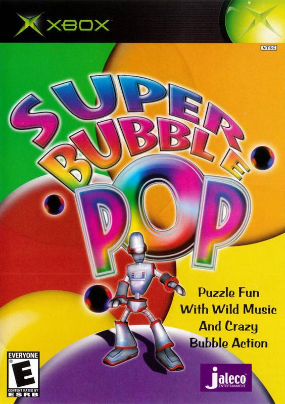 Super Bubble Pop - Xbox
