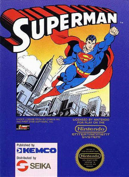 Superman - Nintendo Entertainment System