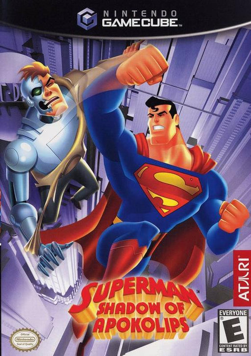 Superman Shadow of Apokolips - Gamecube